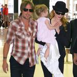 Nicole Kidman and Keith Urban leaving Australia after holidays  52895