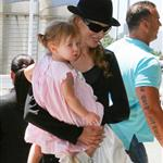 Nicole Kidman and Keith Urban leaving Australia after holidays 52896