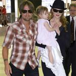 Nicole Kidman and Keith Urban leaving Australia after holidays 52900