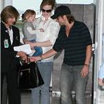 Keith Urban picks up Nicole Kidman at LAX for her birthday but not for Father's Day 63655