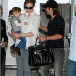 Keith Urban picks up Nicole Kidman at LAX for her birthday but not for Father's Day 63656