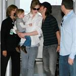 Keith Urban picks up Nicole Kidman at LAX for her birthday but not for Father's Day 63657