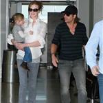 Keith Urban picks up Nicole Kidman at LAX for her birthday but not for Father's Day 63659