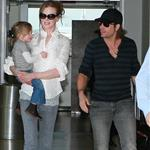 Keith Urban picks up Nicole Kidman at LAX for her birthday but not for Father's Day 63660