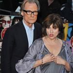 Bill Nighy and Diana Quick at UK premiere of The Boat That Rocked 35443