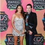 Jackson Rathbone and Nikki Reed at Kids' Choice Awards 2010 57720