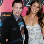 Jackson Rathbone and Nikki Reed at Kids' Choice Awards 2010 57722