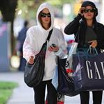 Nikki Reed and Elizabeth Reaser go shopping again 45012