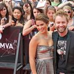 Nikki Reed and Paul McDonald at MMVAs 87909