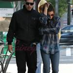 Nikki Reed shops in downtown Vancouver with boyfriend Paris Latsis  48489