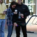 Nikki Reed shops in downtown Vancouver with boyfriend Paris Latsis  48491