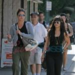 Nikki Reed and Vanessa Hudgens in Vancouver 44955