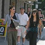 Nikki Reed and Vanessa Hudgens in Vancouver 44957