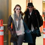 Nikki Reed returns to Vancouver with a friend 36467