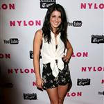 Shenae Grimes at the Nylon Young Hollywood party 84729