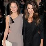 Penelope Cruz and Marion Cotillard in New York 50705