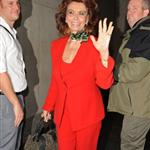 Sophia Loren in New York 50717