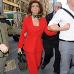 Sophia Loren in New York 50718