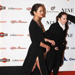 Marion Cotillard at the Rome premiere of Nine  53335