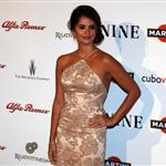 Penelope Cruz at the Rome premiere of Nine  53337