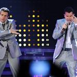 NKOTB show in Virginia 40782
