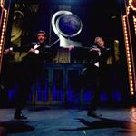 Neil Patrick Harris host-off with Hugh Jackman at the Tony Awards 87302