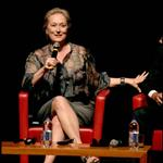Meryl Streep at the Rome Festival for Julie & Julia 49636