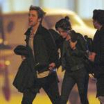 Rob and Kristen photographed holding hands a couple of weeks ago 51231