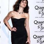 Olga Kurylenko in Rome and Spain promoting Bond Quantum 27044