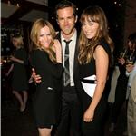 Olivia Wilde at Ryan Reynolds DETAILS Magazine dinner with Leslie Mann 87030