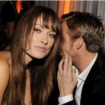 Olivia Wilde and Ryan Gosling at Golden Globes after party 2011 78485