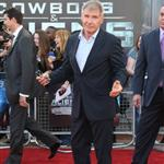 Harrison Ford at UK premiere of Cowboys & Aliens  91725