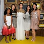 Olivia Wilde with Alicia Silverstone, Ashley Greene and Jennifer Garner at TIFF VitaminWater gala for Butter 94191