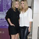 Mary Kate and Ashley Olsen at Influence book launch 26655