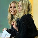 Mary Kate and Ashley Olsen promote Olsenboye on Good Morning America 54627