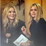 Mary Kate and Ashley Olsen promote Olsenboye on Good Morning America 54630