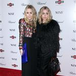Mary Kate and Ashley Olsen at the NY premiere of Nine 52270