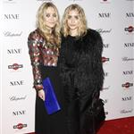 Mary Kate and Ashley Olsen at the NY premiere of Nine 52274