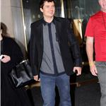 Orlando Bloom visits The Today Show in Rockefeller Plaza, NYC 96690