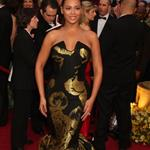 Beyonce at the 2009 Oscars 33338