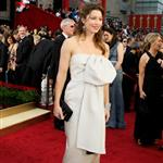 Jessica Biel wears a napkin to the Oscars 33604