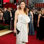 Jessica Biel wears a napkin to the Oscars 33605