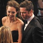 Brad Pitt and Angelina Jolie at the Oscars 2009 33592