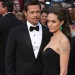 Brad Pitt and Angelina Jolie at the Oscars 2009 33583