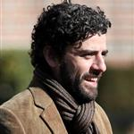 Oscar Isaac seen filming his new movie Inside Llewyn Davis in Queens, New York 104939