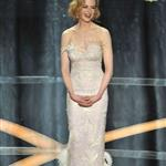 Nicole Kidman presenting at the Oscars 33622