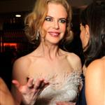 Nicole Kidman at the Vanity Fair after party with Keith Urban 33619