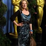 Meryl Streep at the 82nd annual Academy Awards nominees luncheon 55140