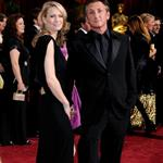 Sean Penn and Robin Wright at Oscars 2009 33546