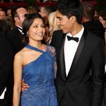 Freida Pinto and Dev Patel at Oscars 2009 33472